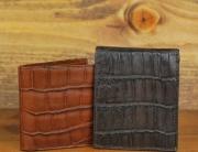 martin dingman alligator wallet